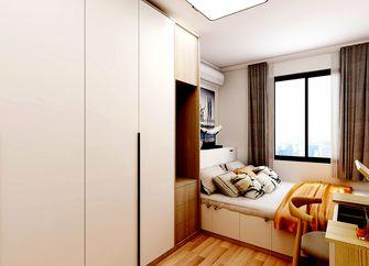 50平米一室一厅现代简约风格卧室图片