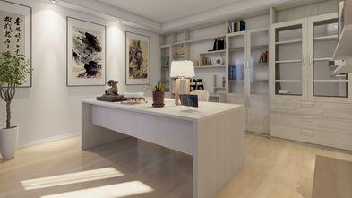 100平米四现代简约风格书房设计图