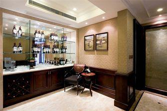 140平米复式美式风格储藏室效果图
