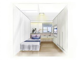 120平米三室两厅中式风格储藏室装修图片大全