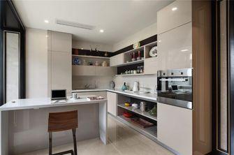 110平米四室两厅法式风格厨房装修图片大全