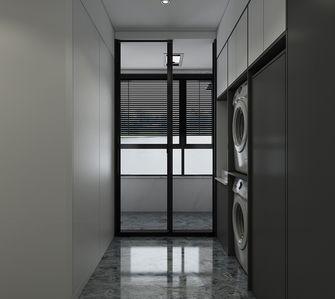 140平米四室两厅中式风格阳台欣赏图