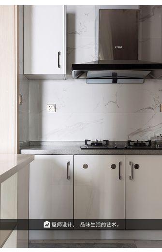 140平米四英伦风格厨房图