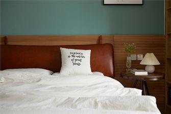 110平米三室一厅法式风格卧室设计图