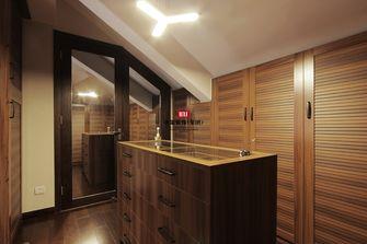 140平米三室两厅东南亚风格衣帽间效果图