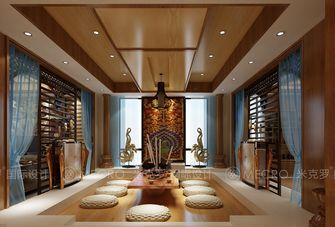 140平米别墅东南亚风格健身室欣赏图
