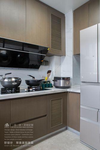 140平米四室四厅现代简约风格厨房效果图