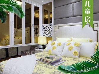 120平米三室一厅东南亚风格儿童房欣赏图