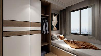 70平米一室一厅欧式风格卧室欣赏图