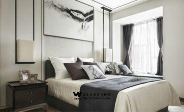 130平米三室一厅中式风格卧室效果图
