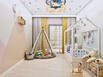 豪华型140平米四室两厅现代简约风格儿童房装修图片大全