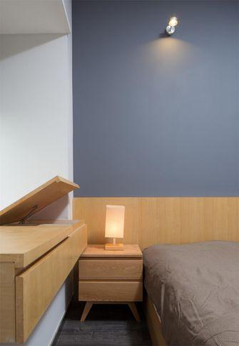 60平米现代简约风格卧室装修案例
