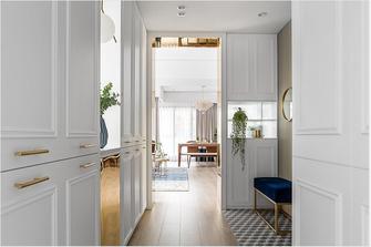 100平米三室一厅法式风格走廊效果图