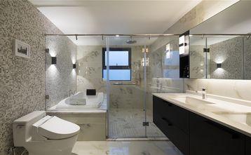 120平米三室一厅日式风格卫生间装修案例