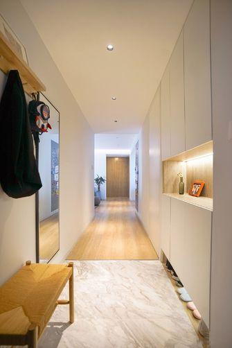 100平米日式风格走廊设计图