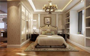 130平米三美式风格卧室图片大全