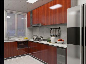 140平米四室两厅新古典风格厨房图