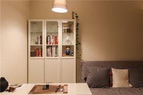 40平米小户型现代简约风格其他区域橱柜装修案例