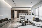 100平米三室五厅现代简约风格客厅装修案例