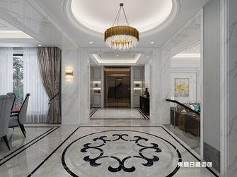 140平米别墅欧式风格玄关图