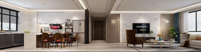 140平米三室三厅其他风格走廊效果图