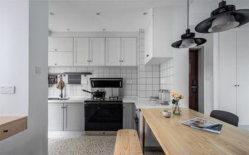 90平米三北欧风格厨房图片