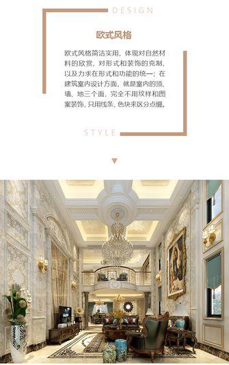 20万以上140平米别墅欧式风格其他区域设计图