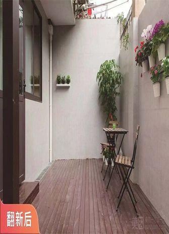 110平米四室四厅北欧风格阳台装修案例