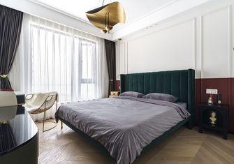 100平米公寓北欧风格卧室装修效果图