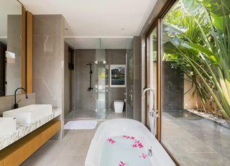 140平米四室四厅东南亚风格卫生间设计图