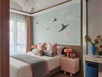 130平米三室一厅中式风格儿童房欣赏图