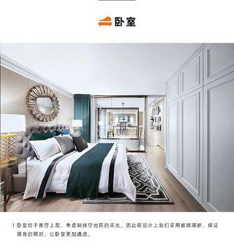 120平米复式其他风格卧室设计图