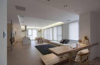 110平米三室两厅日式风格客厅图片大全