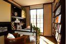 80平米复式东南亚风格书房图片