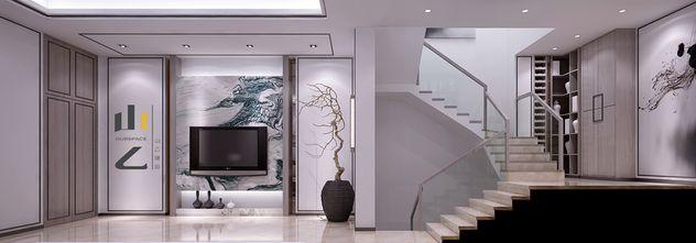 140平米复式新古典风格楼梯效果图