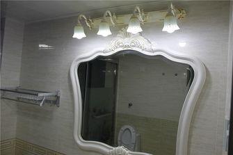140平米一室两厅欧式风格卫生间欣赏图