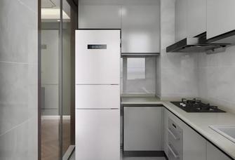 110平米三室一厅中式风格厨房图片大全