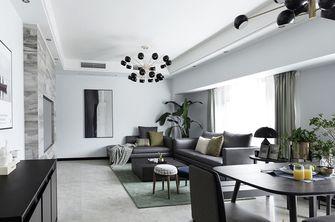 140平米三室一厅现代简约风格玄关欣赏图