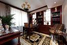 140平米四室五厅美式风格客厅效果图