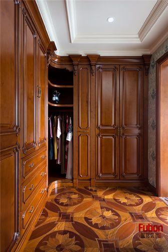 140平米四室两厅新古典风格衣帽间图