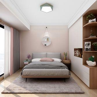 130平米三室两厅日式风格儿童房装修案例