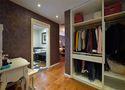 20万以上140平米三室两厅混搭风格衣帽间鞋柜效果图