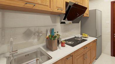 80平米中式风格厨房图片
