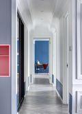 130平米三欧式风格走廊装修案例