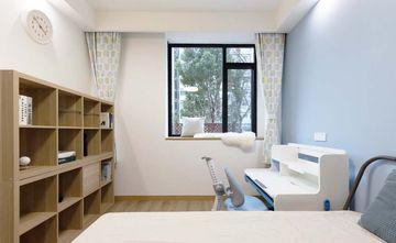 90平米三日式风格儿童房装修案例