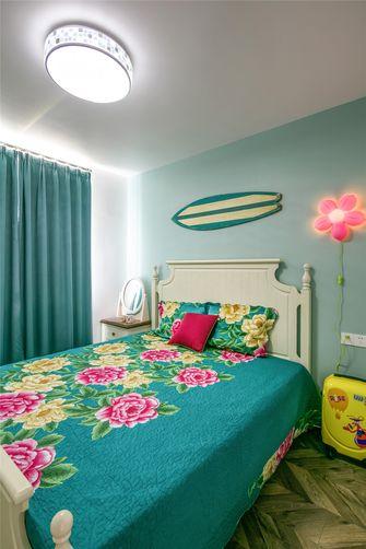 80平米东南亚风格卧室图片大全