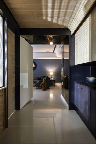 140平米三英伦风格走廊效果图