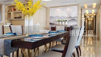 140平米四室四厅其他风格餐厅设计图