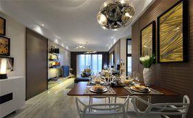 140平米四室兩廳其他風格餐廳圖片大全