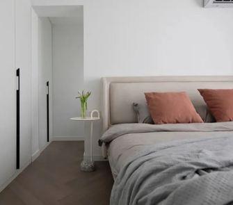 70平米公寓现代简约风格卧室图片